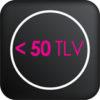 Nivel máximo de uso 50 TLV