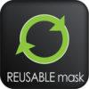 Máscara reutilizable