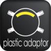 Adaptador nasal plástico