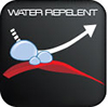 Repele agua