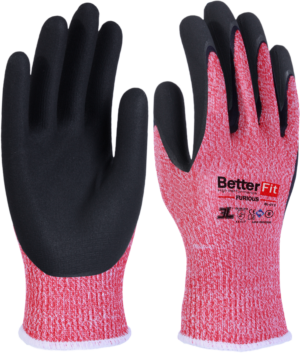 guantes anticorte Betterfit FURIOUS