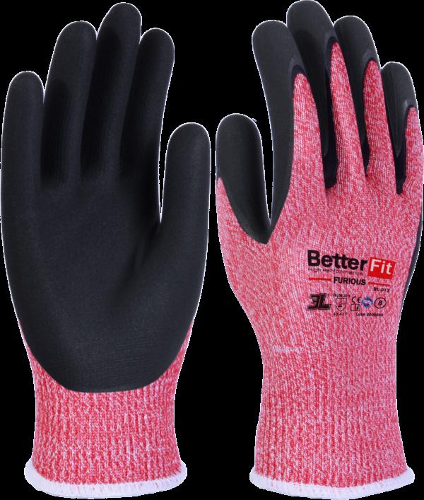 guantes anticorte Betterfit FURIOUS