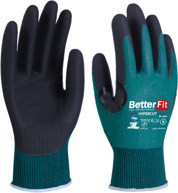 guantes anticorte Betterfit HYPERCUT