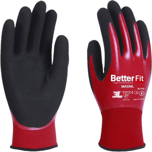 guantes de protección Betterfit MAXINIL