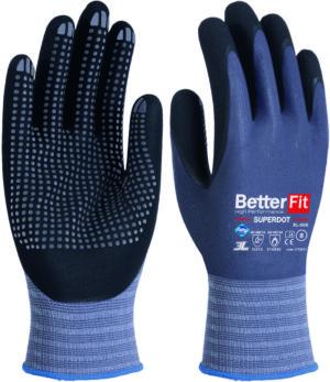 guantes de trabajo Betterfit Superdot