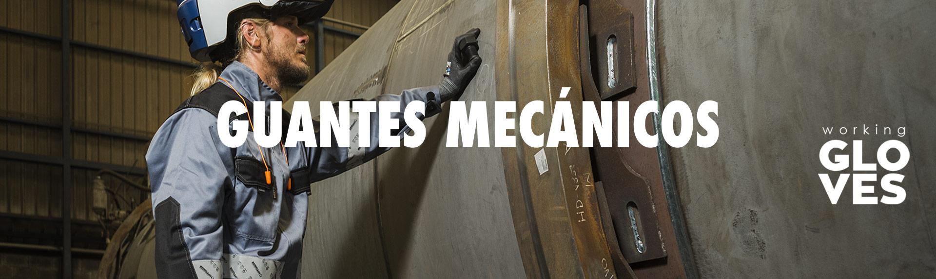 GUANTES MECÁNICOS