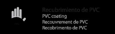 recubrimiento de pvc